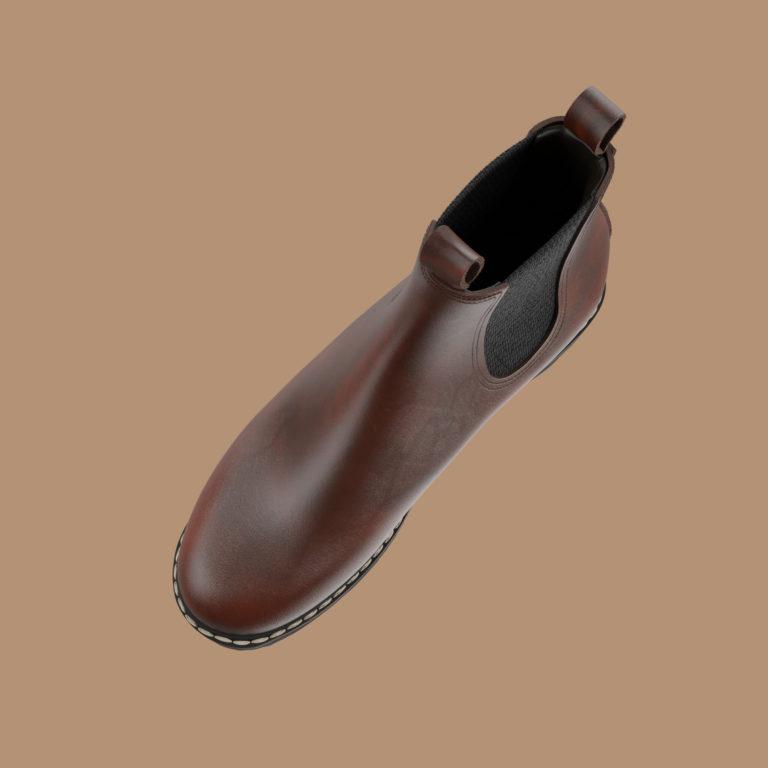 villette haut   Le Soulor - Chaussures françaises