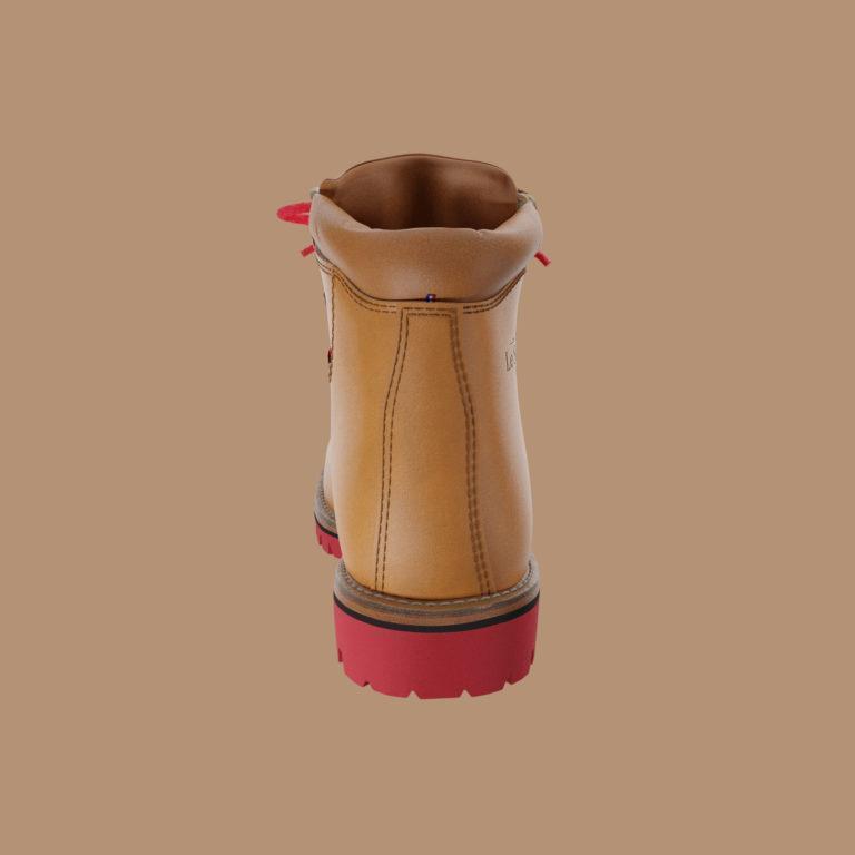 ossau dos | Le Soulor - Chaussures françaises