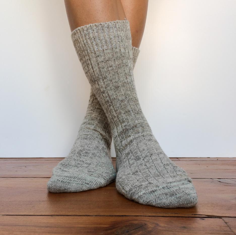 chaussettes   Le Soulor - Chaussures françaises