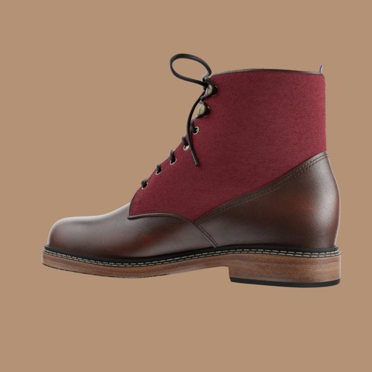 montmartre gauche | Le Soulor - Chaussures françaises
