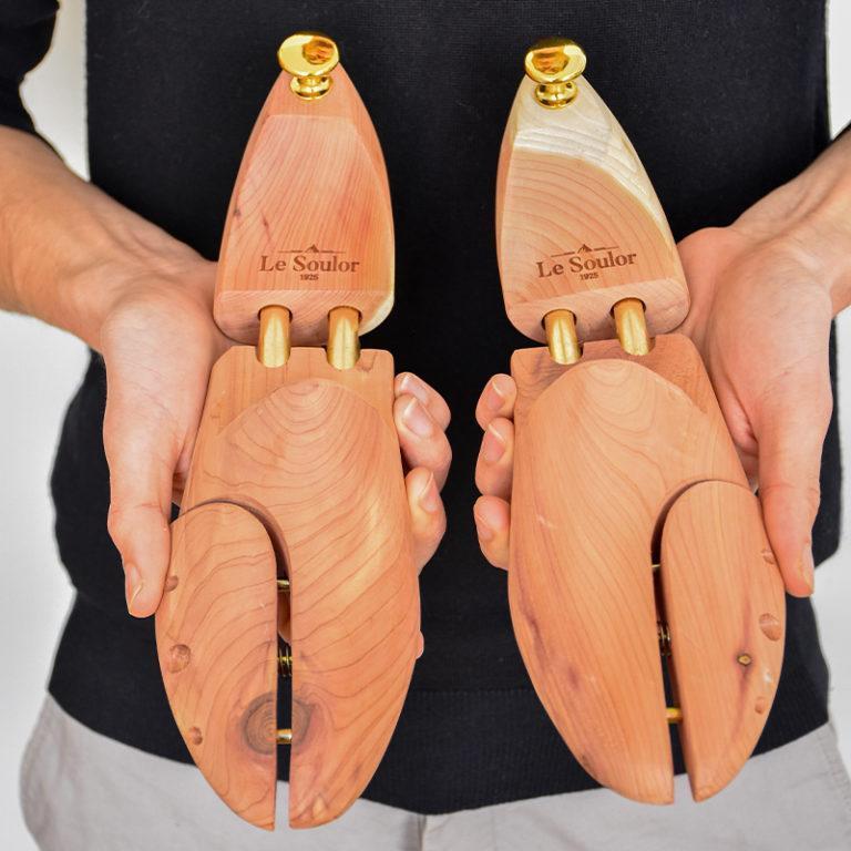 embauchoirs   Le Soulor - Chaussures françaises