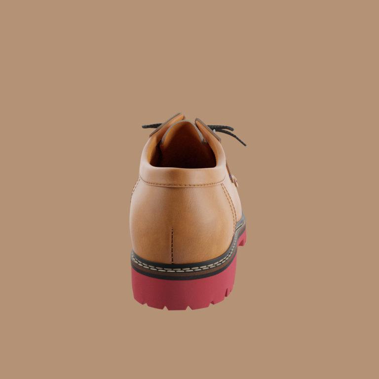 zz dos | Le Soulor - Chaussures françaises