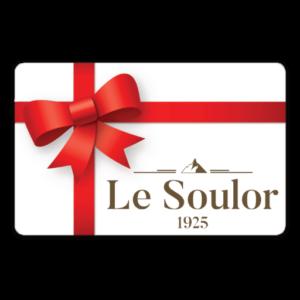 carte cadeau le soulor (1)   Le Soulor 1925